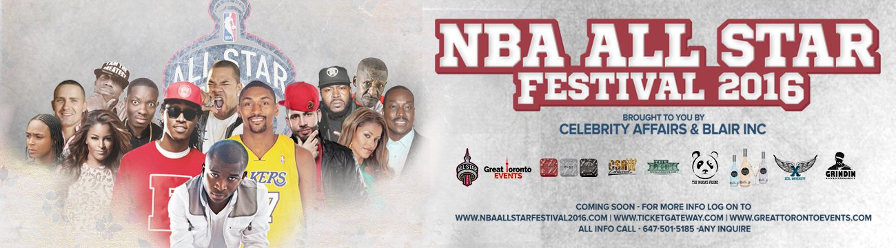 NBA ALL-STAR FESTIVAL 2016
