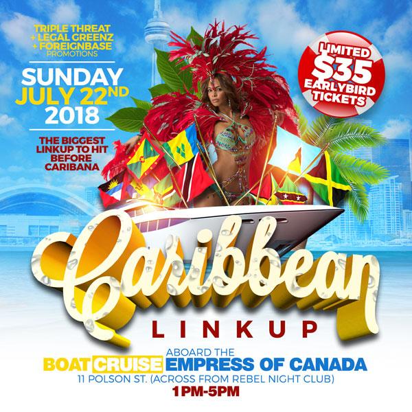 Caribbean link up
