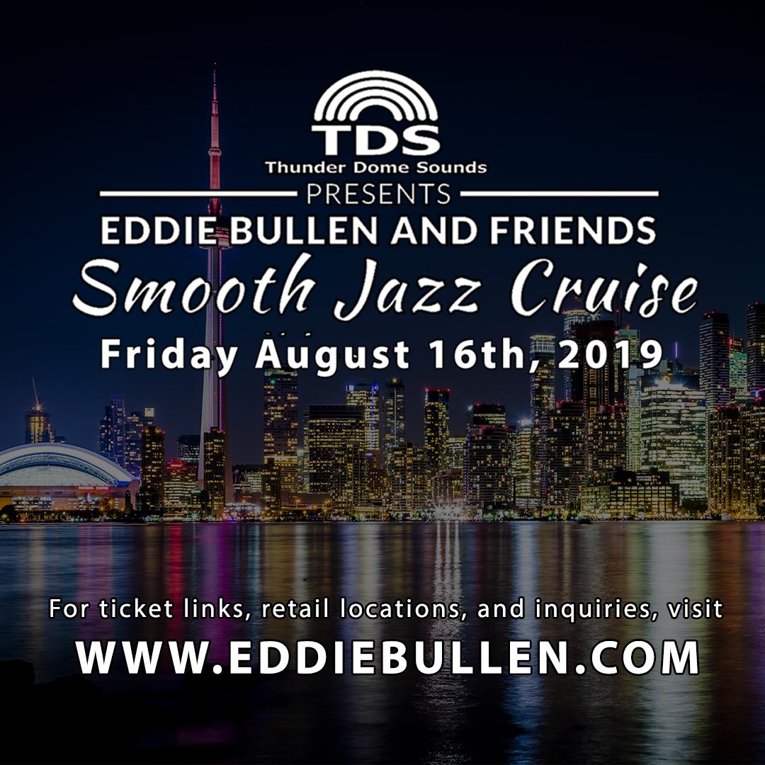 Eddie Bullen and Friends Smooth Jazz Cruise 2019