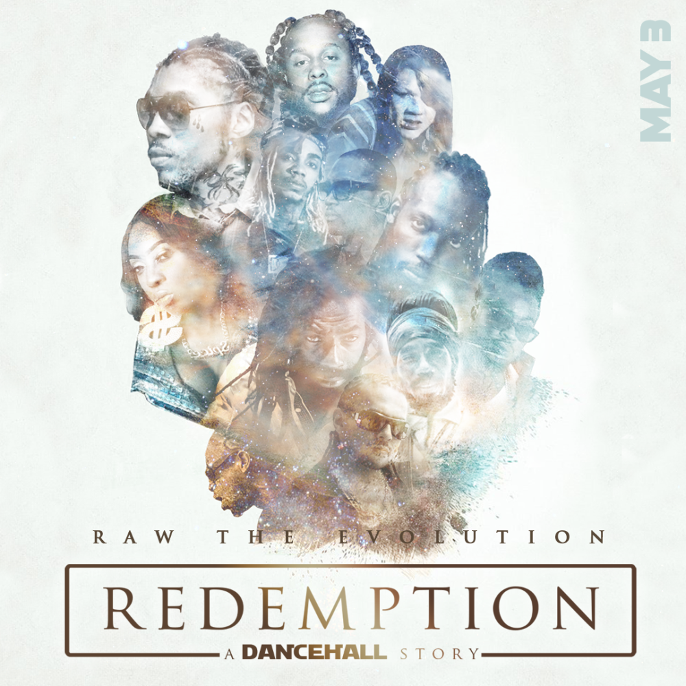 REDEMPTION ALL WHITE -A DANCEHALL STORY