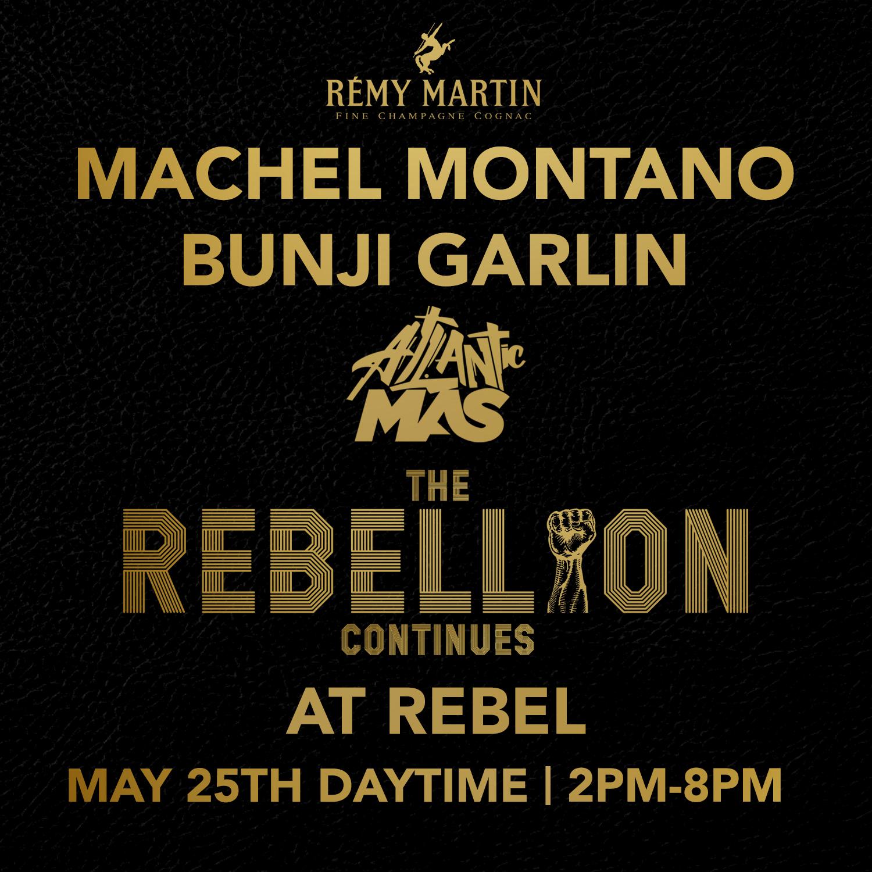 Atlantic Mas - The Rebellion Continues Ft Machel and Bunji