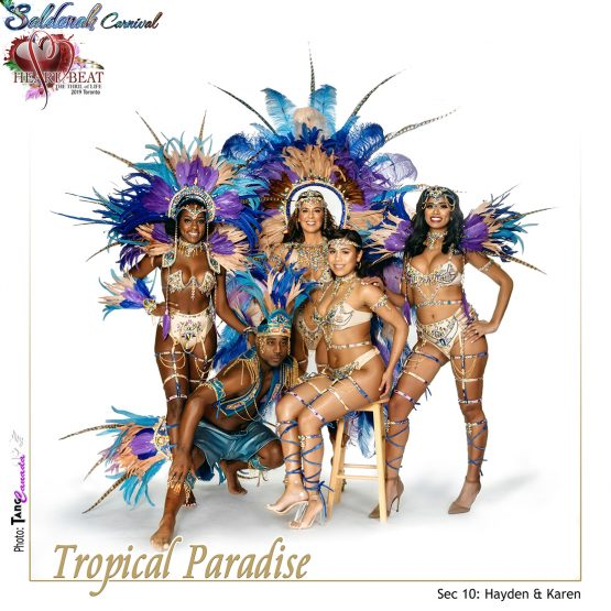 Tropical Paradise - Saldenah Carnival