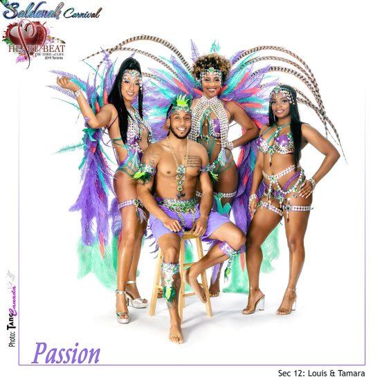 Passion - Saldenah Carnival