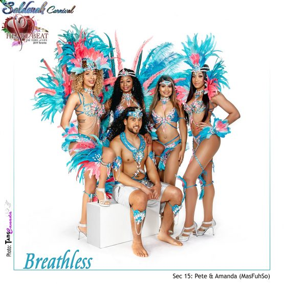 Breathless - Saldenah Carnival