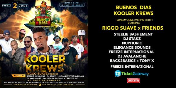 BUENOS DIAS | Kooler Krews starring  RIGGO SUAVE x FRIENDS