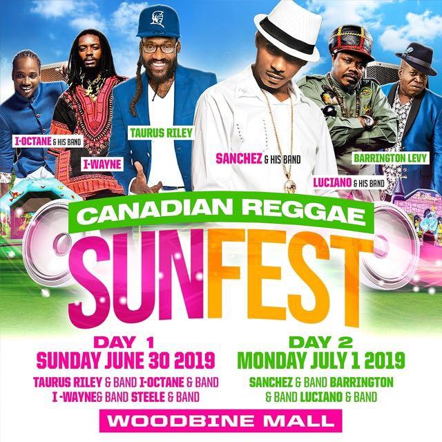 Canadian Reggae SunFest