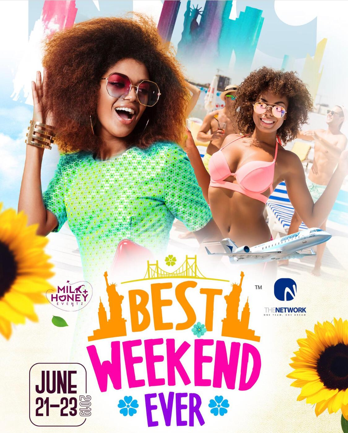 BEST WEEKEND EVER - NYC'S Premium Caribbean Party Experience