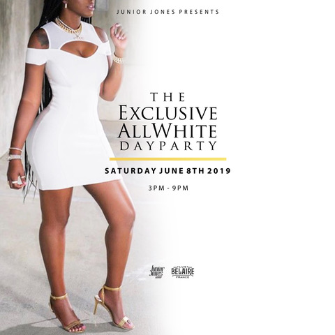 THE EXCLUSIVE ALL WHITE DAY PARTY