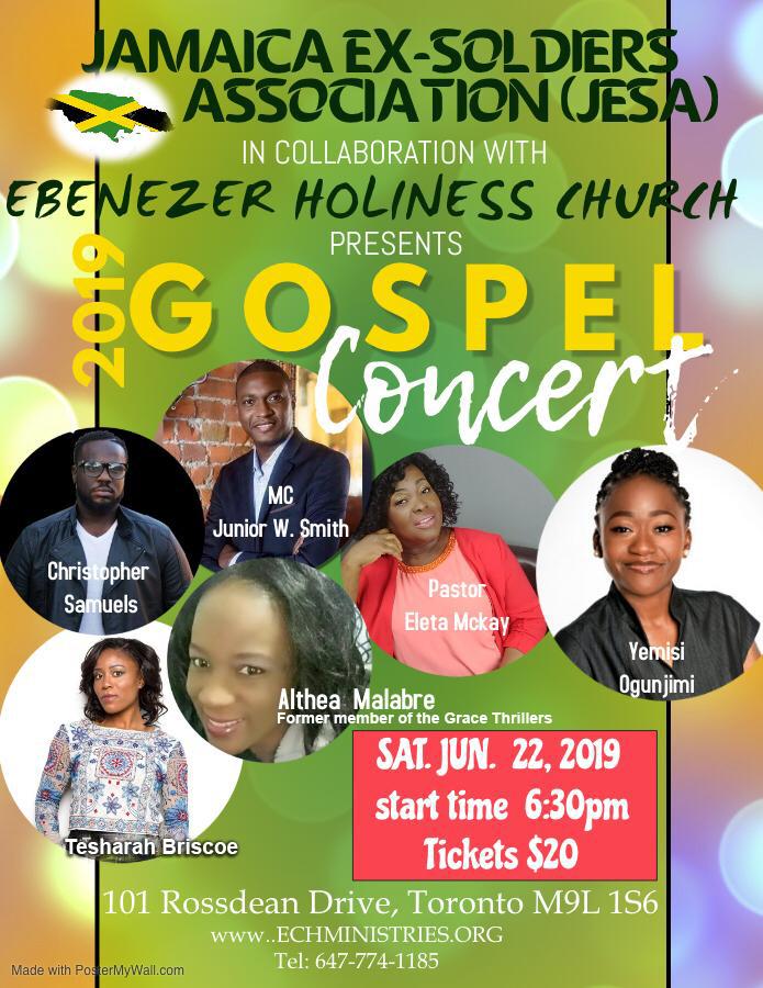Gospel Concert 2019