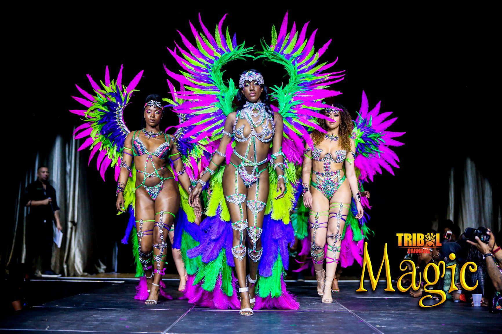 Tribal Carnival HOCUS POCUS