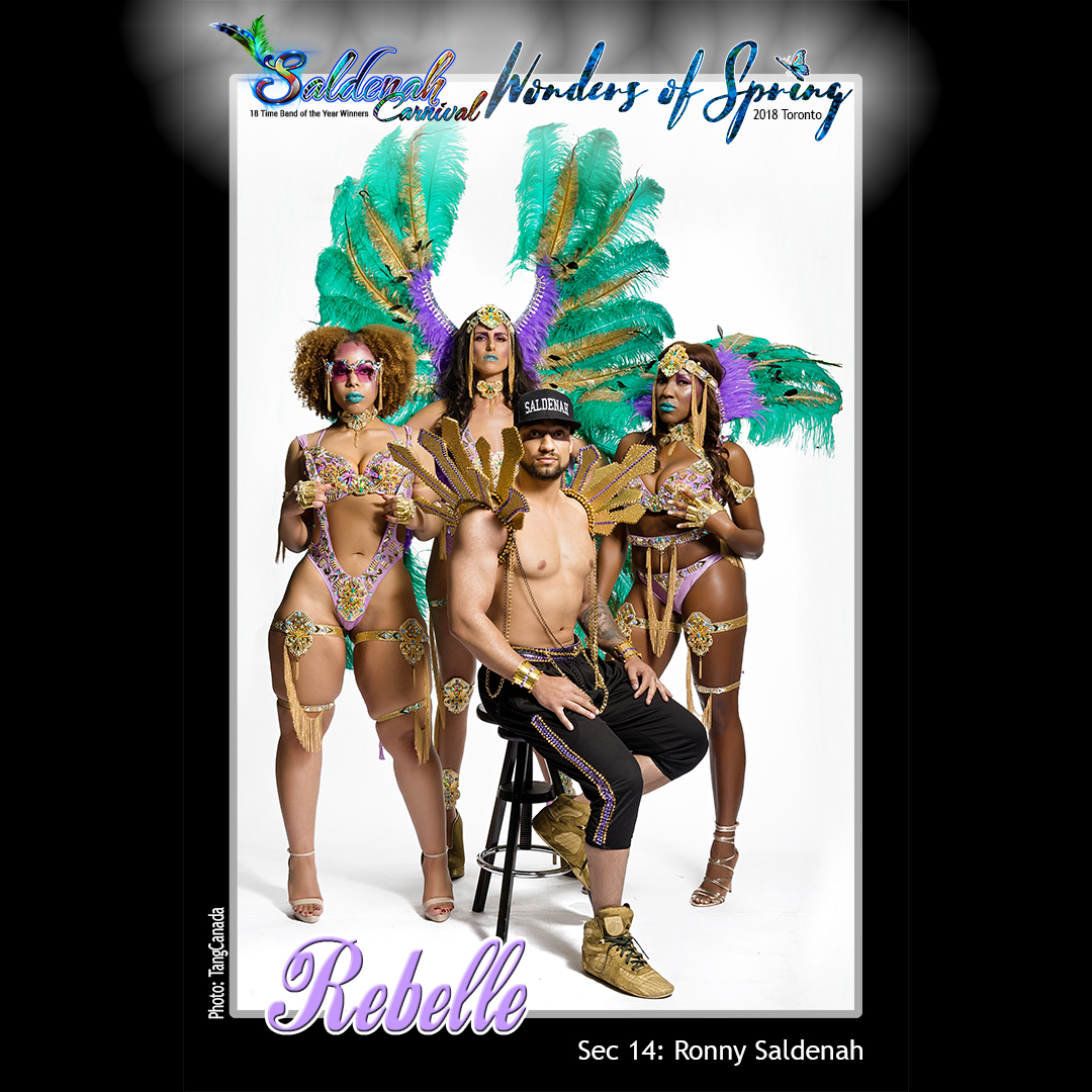 Rebelle - Saldenah