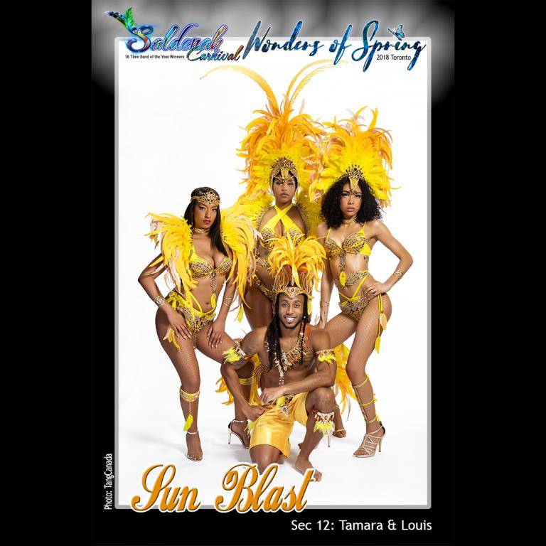 Sun Blast - Saldenah