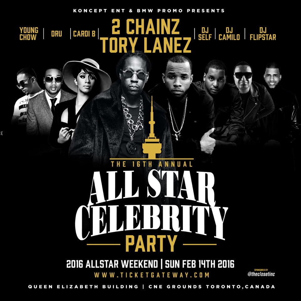 Celebrity parties, events during NBA All-Star Game Weekend ...