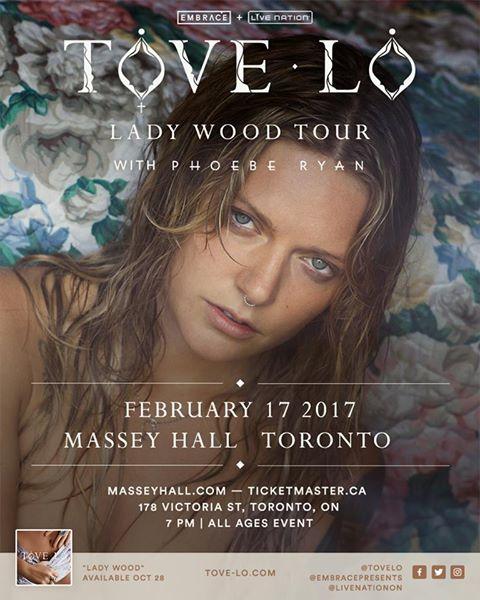 Tove Lo: Lady Wood Tour