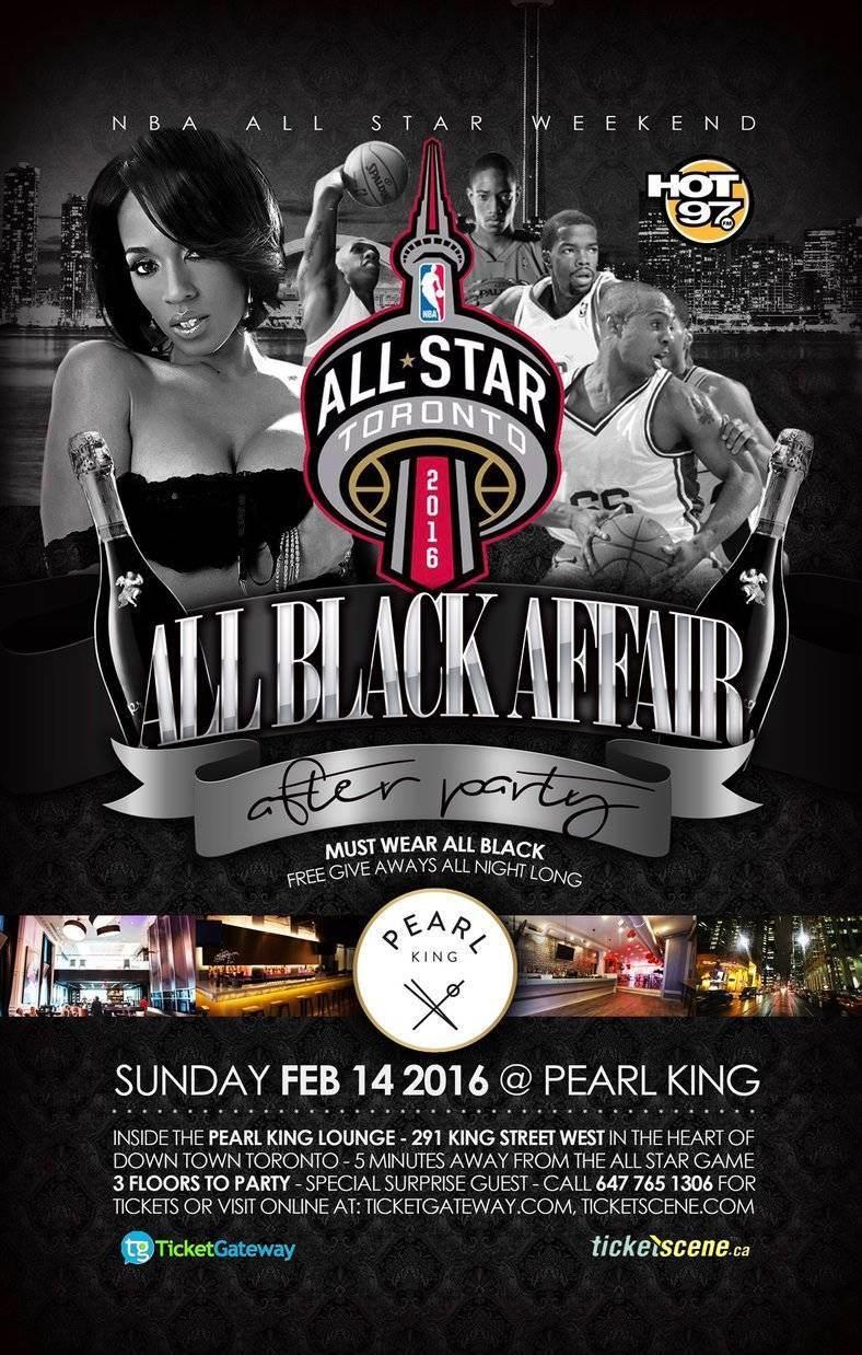 nba all star weekend all black affair
