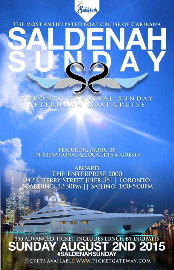 Saldenah Sunday The Boat Cruise