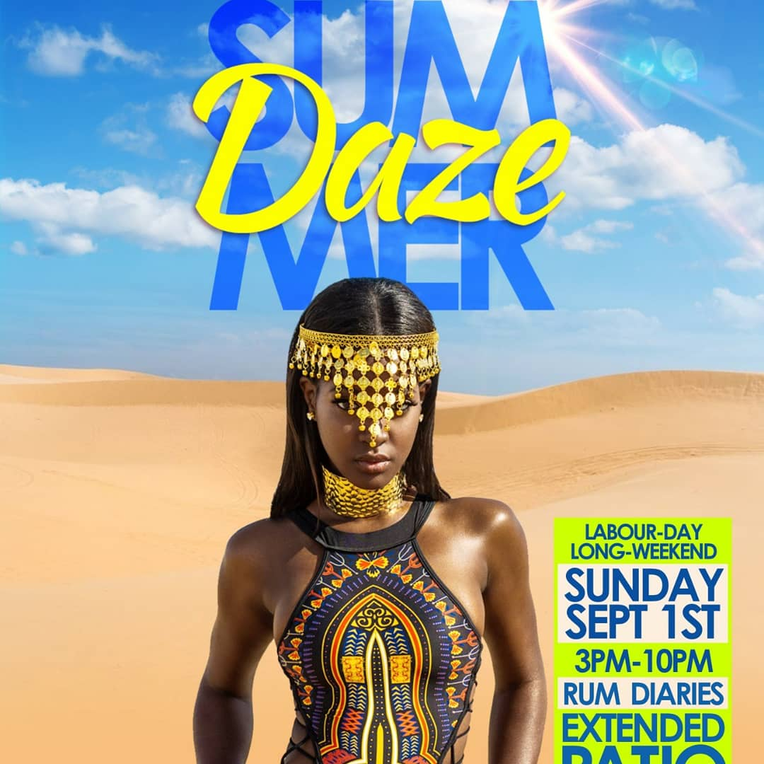Summer Daze Patio Party The Finale Labor Day Ajax 2019   Tickets Sun