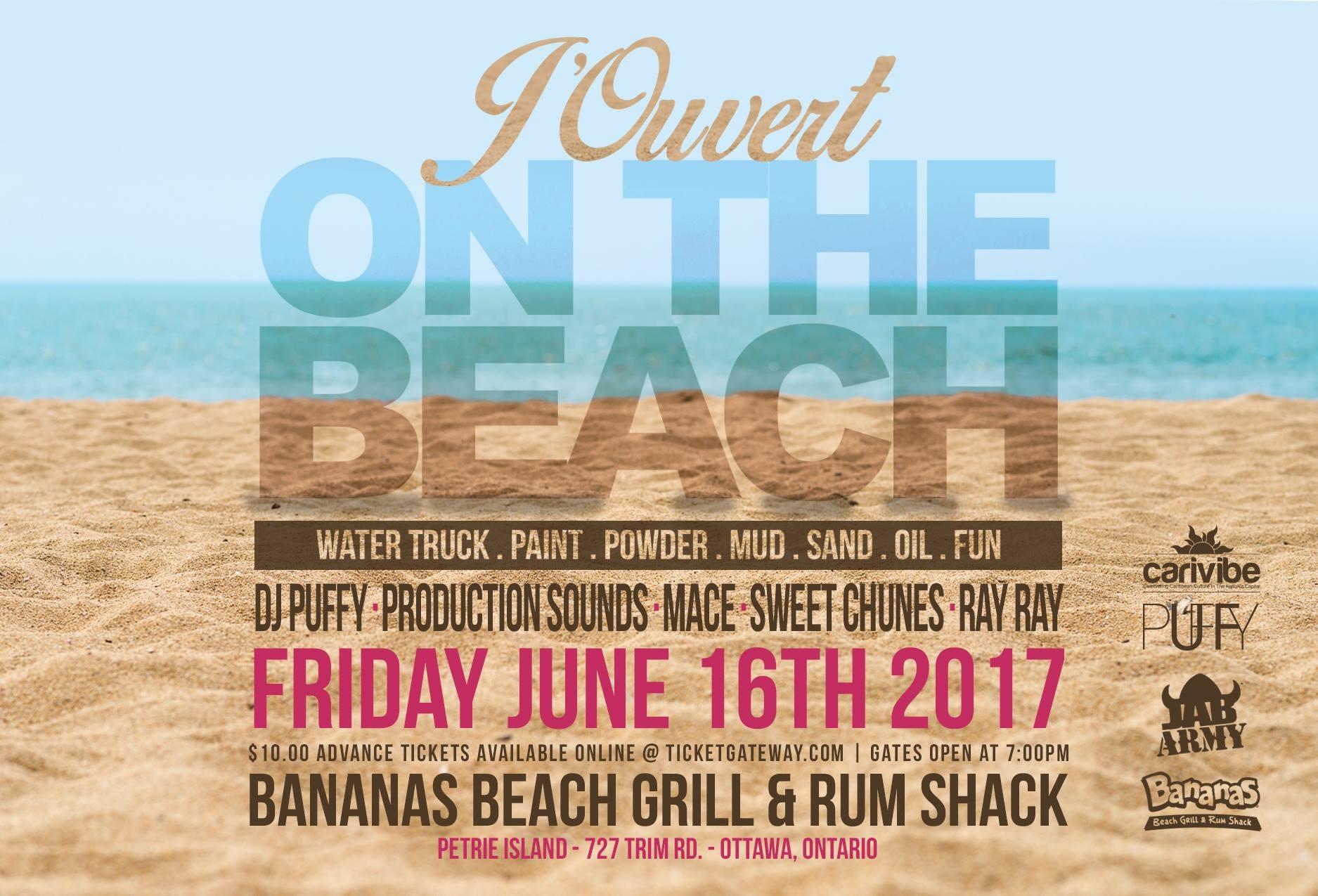 Beach Jouvert  Tickets