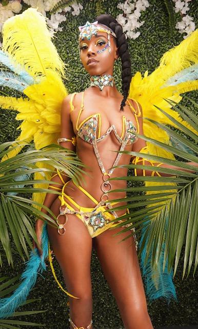 Allure Carnival- Blue Ringed