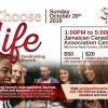 I Choose Life - Fundraising Brunch