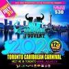 JAB JAB J'OUVERT 2020 - Caribana Toronto Carnival Weekend