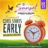Sunset Summer Class  Edition