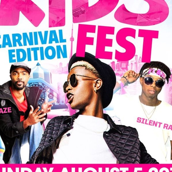 KIDS FEST CARIBANA SUNDAY FEAT: SILENTO AND MANY MORE ACTS