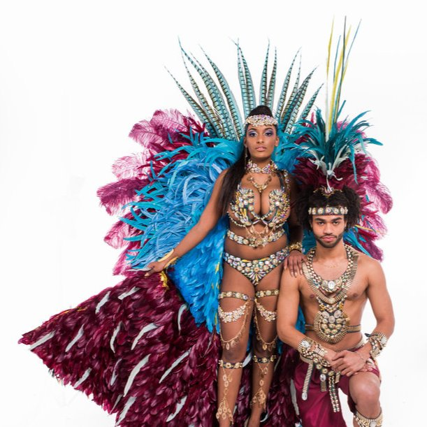 Tribal Carnival: Through The Looking Glass