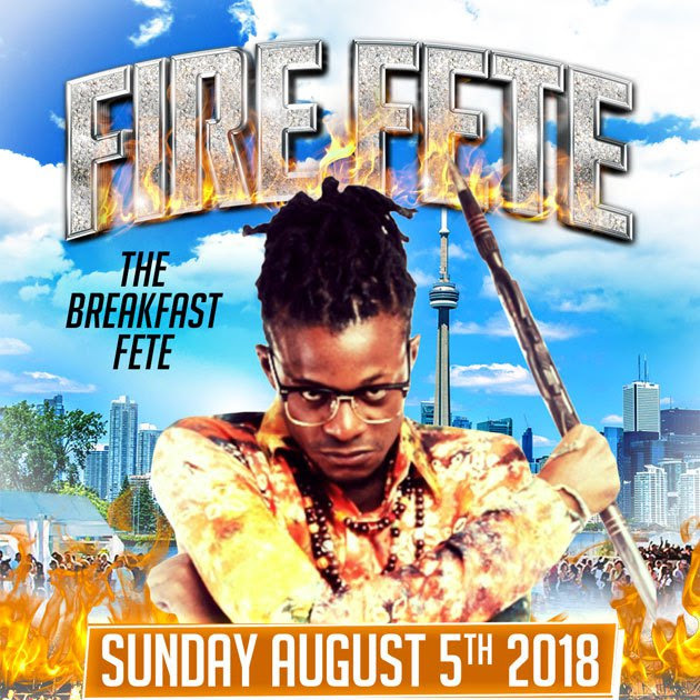 CARIBANA SUNDAY FIREFETE @ SHINOL CRICKET CLUB (SCARBOROUGH)