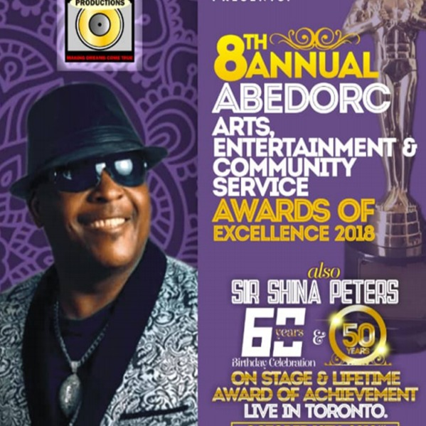 8th Annual ABEDORC Arts ,Entertainment& Community Service AWARDS