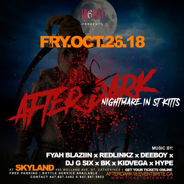 After Dark: A Nightmare In St Kitts | Skyland