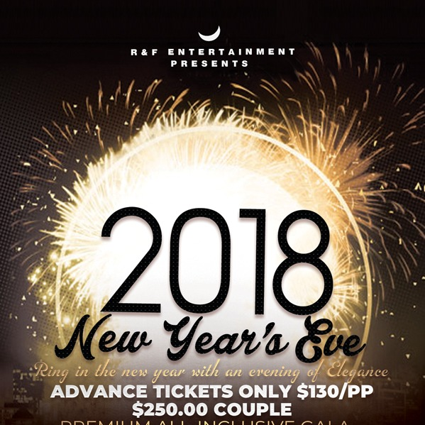R&F Ent \ New Year's Eve 2018