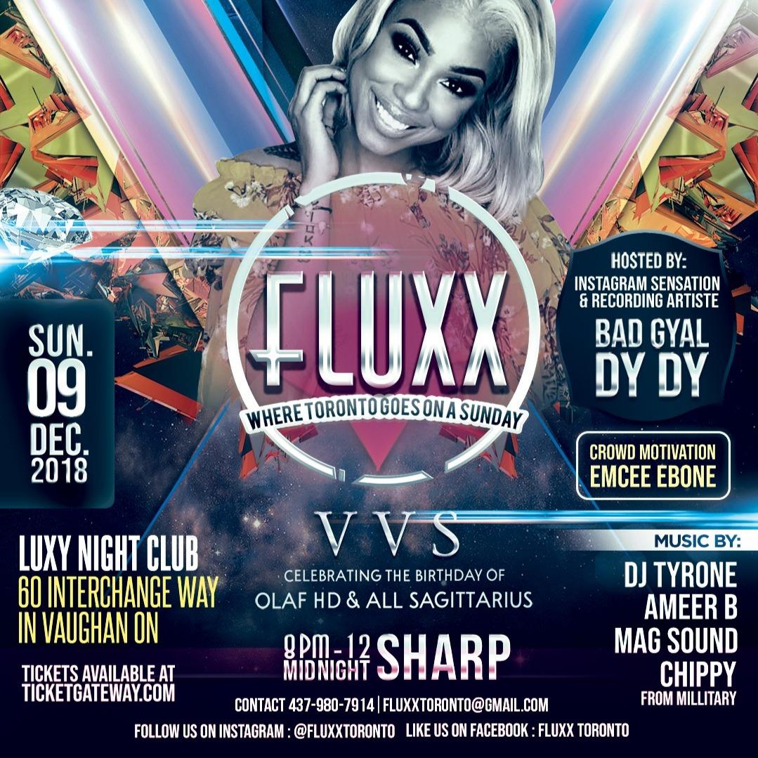 FLUXX VVS