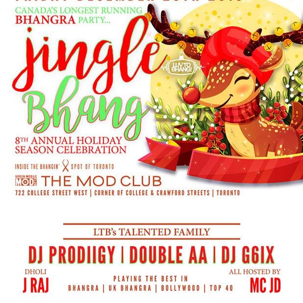 LUV TO BHANG: JINGLE BHANG