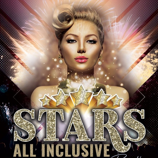 Stars New Years Eve All Inclusive