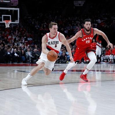 NBA Preseason: Toronto Raptors vs. Portland Trail Blazers
