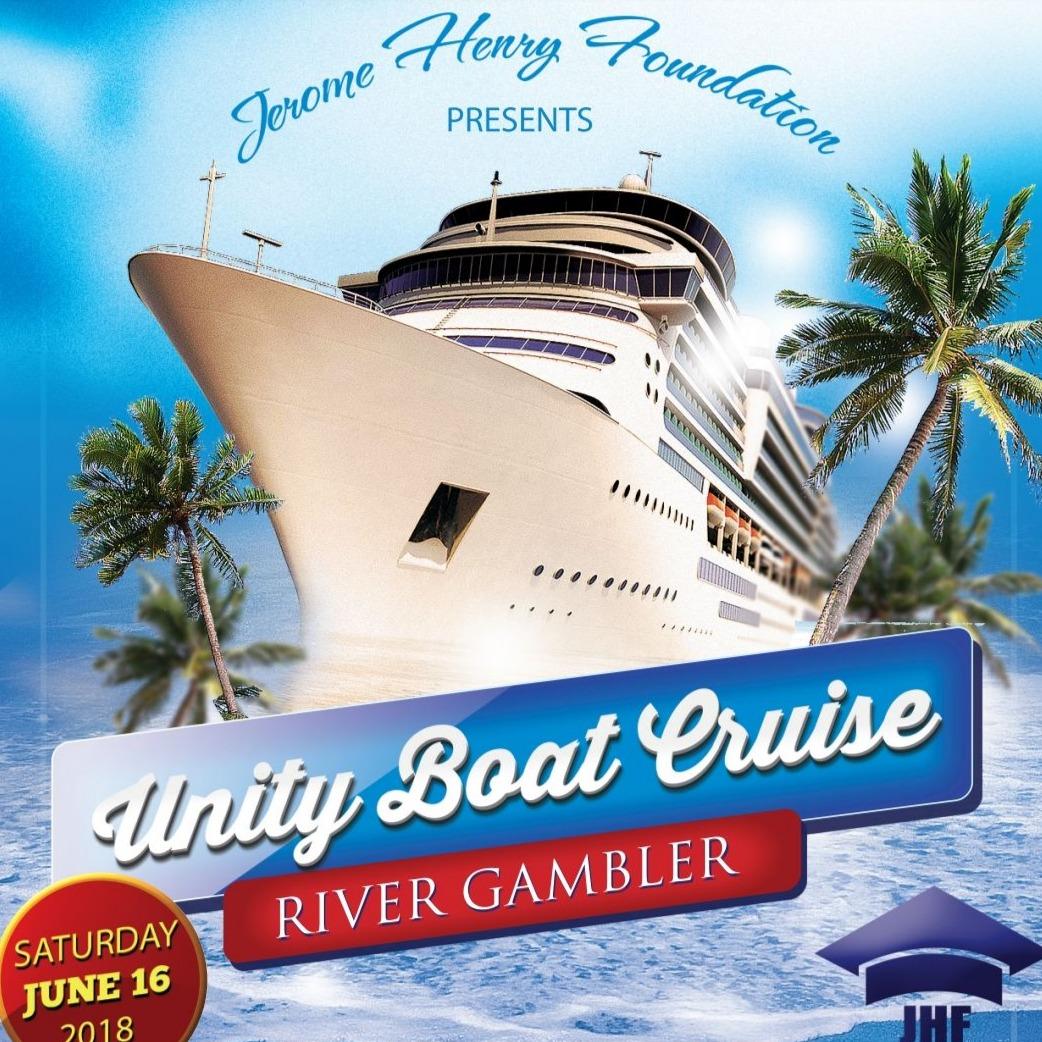 Jerome Henry Foundation Unity Boat Cruise 2018