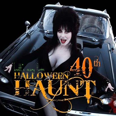 Knotts Scary Farm, 2018 'Halloween Haunt'