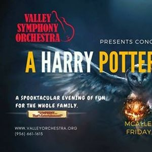 Valley Symphony II: A Harry Potter Halloween