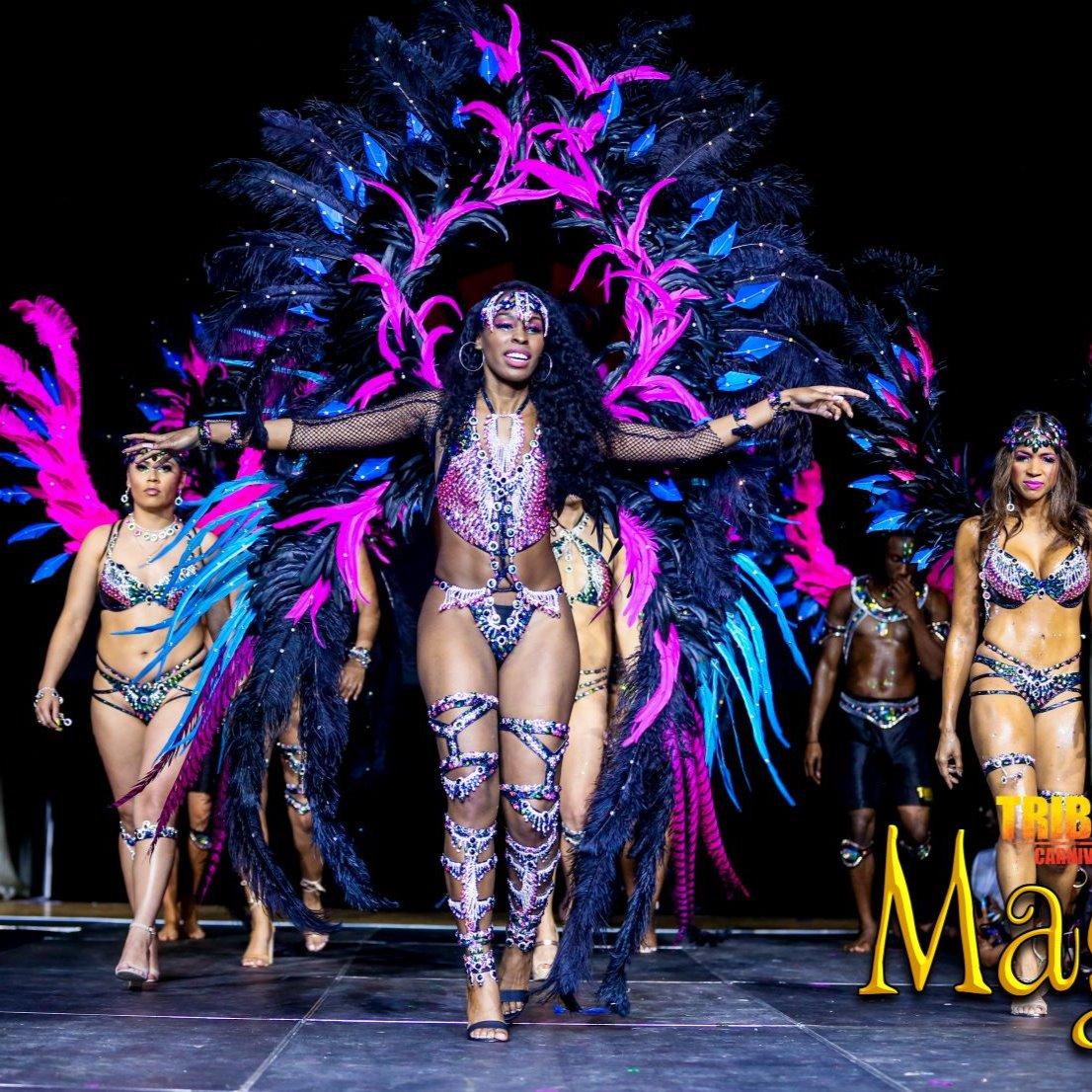 Tribal Carnival Black Magic
