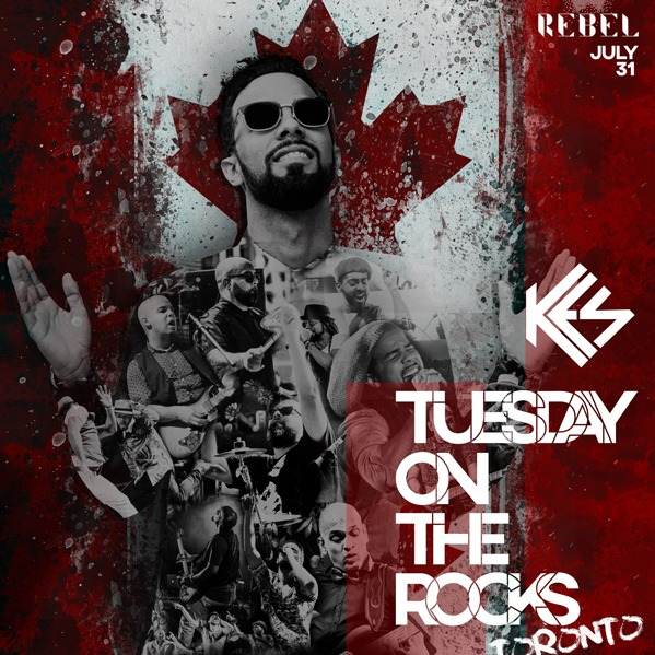 Tuesday On The Rocks TOTR - Toronto