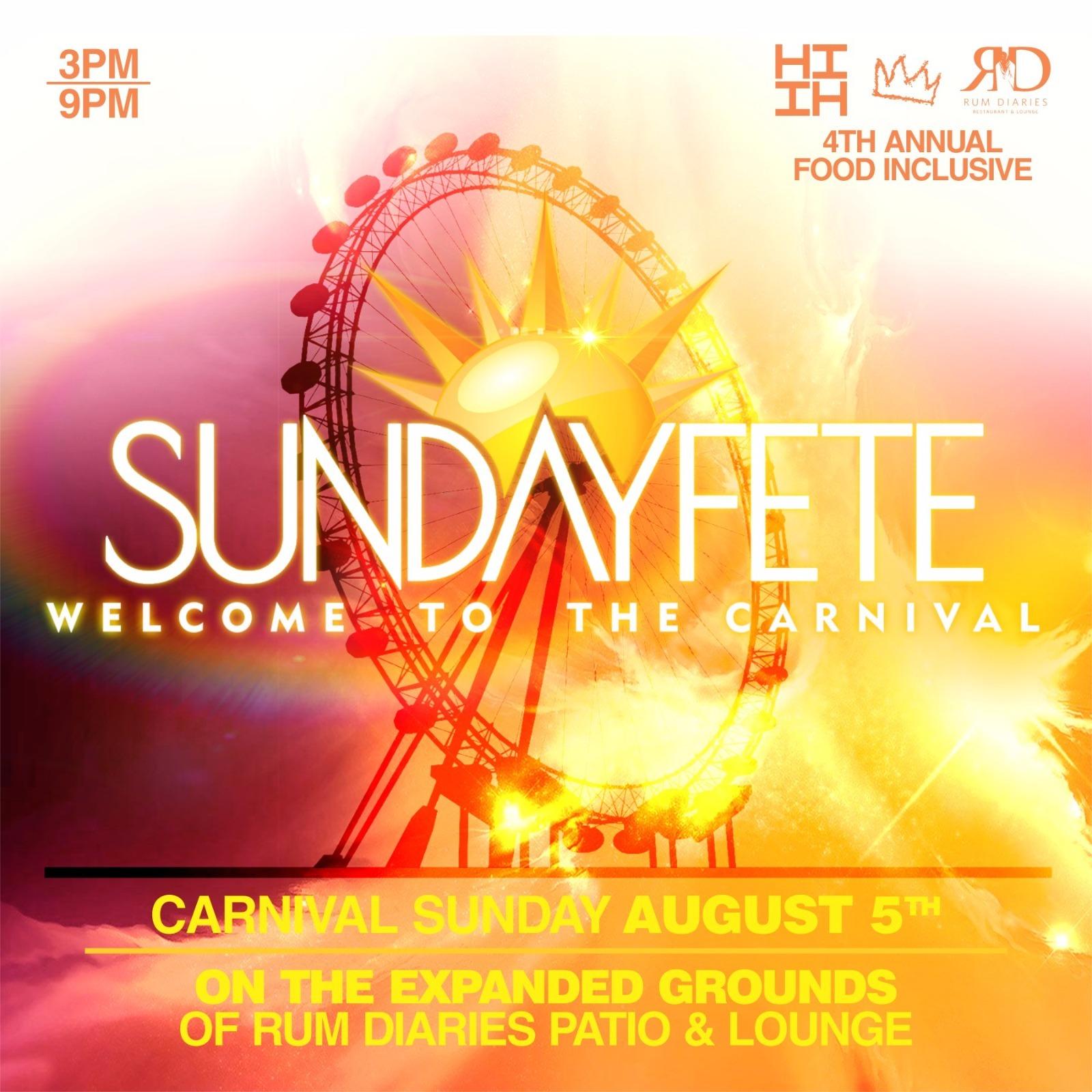 SunDayFete   Toronto's Ultimate Outdoor