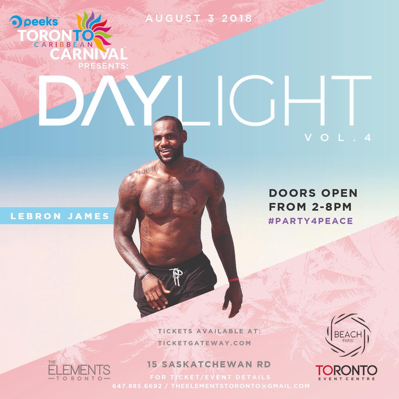 f51018f48246 Daylight 2018 Toronto