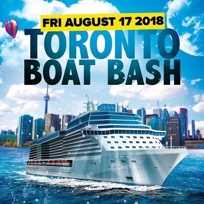 Toronto Boat Bash 2018