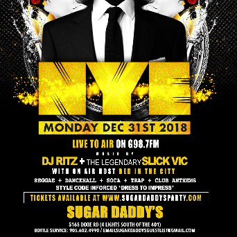 NYE INSIDE SUGAR DADDYS NIGHTCLUB