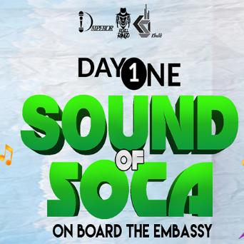 DAY 1NE - SOUND OF SOCA