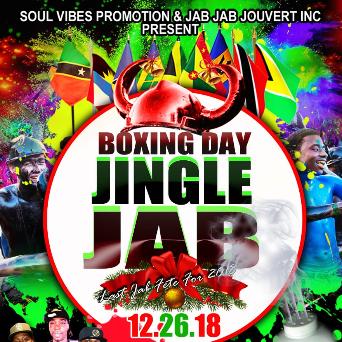 BOXING DAY - JINGLE JAB