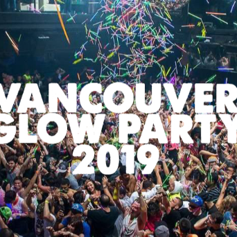 VANCOUVER GLOW PARTY 2019 | FRIDAY JAN 11