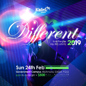 Different - Kairi People All Inclusive 2019