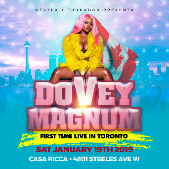 Dovey Magnum -- Bawl Out -- Live In Toronto